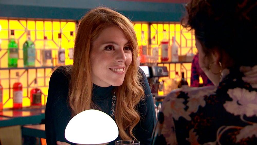 """Sara, encandilada: """"Meli, no dejo de pensar en ti"""""""