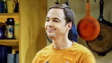 Sheldon Cooper de 'The Big Bang Theory'