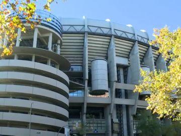 Temor entre los comerciantes por el River-Boca en el Estadio Santiago Bernabeu, en Madrid