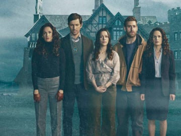 La familia Crain de 'La maldición de Hill House'