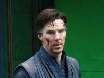 Doctor Strange en 'Vengadores'