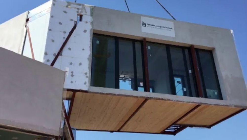 La última propuesta de Ada Colau en Barcelona: pisos sociales en azoteas