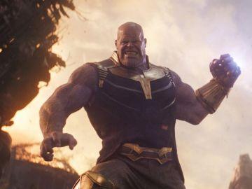 'Thanos' en 'Vengadores: Infinity War'