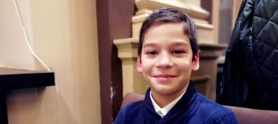Un niño español de nueve años descubre desde Moscú una supernova