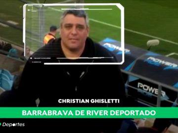 La Policía deniega el acceso de un segundo hincha argentino en Barajas y abre expediente para su deportación