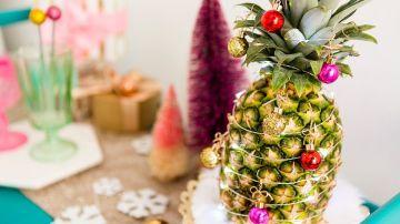 Piña Navidad