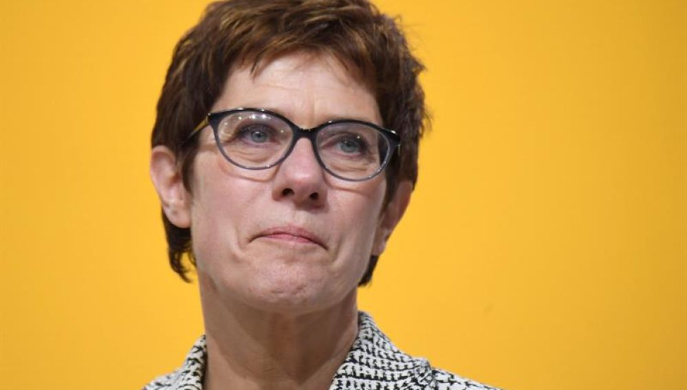 Annegret Kramp-Karrenbauer, AKK