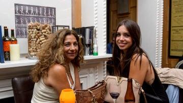 Lolita y Elena Furiase