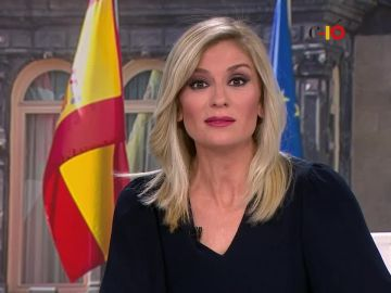 Sandra Golpe, Antena 3 Noticias 1