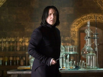 Snape en 'Harry Potter'