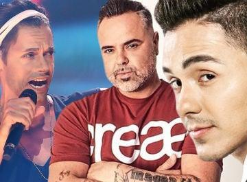 Juan Magan y Joey Montana se marcan' un 'remix' con 'Pégate' de Carlos Baute