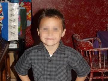 El niño de 10 años Anthony Avalos