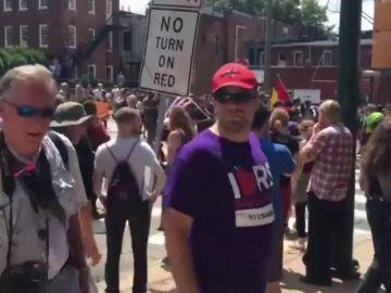 Declaran culpable al neonazi del atropello mortal en Charlottesville, en Estados Unidos