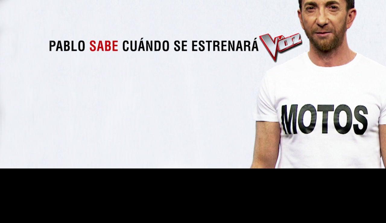 Pablo Motos sabe cuándo se estrenará 'La Voz' super