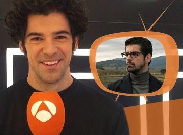 Miguel Ángel Muñoz cuenta cómo ha vivido la vibrante trama de 'Presunto Culpable' como una auténtico fan