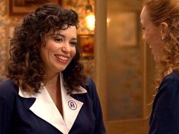 """Amelia le confiesa a su mejor amiga: """"Estoy enamorada de una mujer"""""""