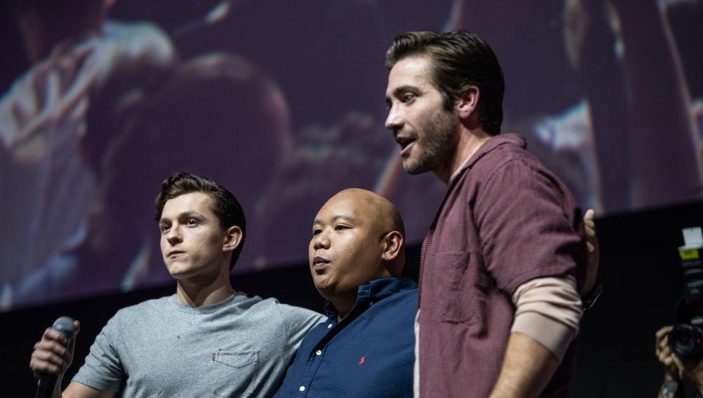 Tom Holland y Jake Gyllenhaal protagonizan 'SpiderMan: Lejos de casa'