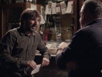 Jordi Évole en el último programa de 'Salvados'