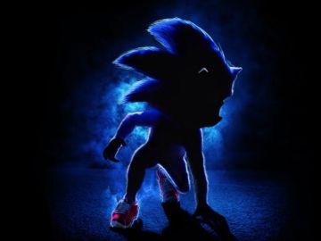 Primer póster de 'Sonic'