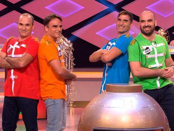 Revive la presentacion de 'Los Sargentillos' cantando al ritmo de los Beatles en '¡Boom!'
