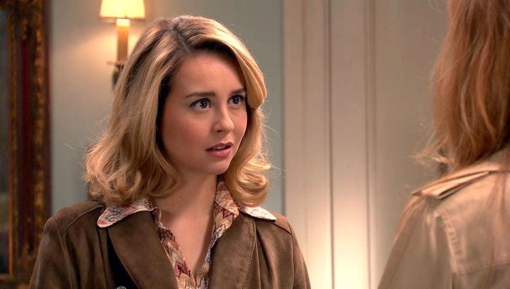 """Luisita, en shock: """" ¿A Amelia le gustan las mujeres?"""""""