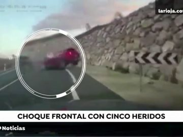 Accidente La Rioja