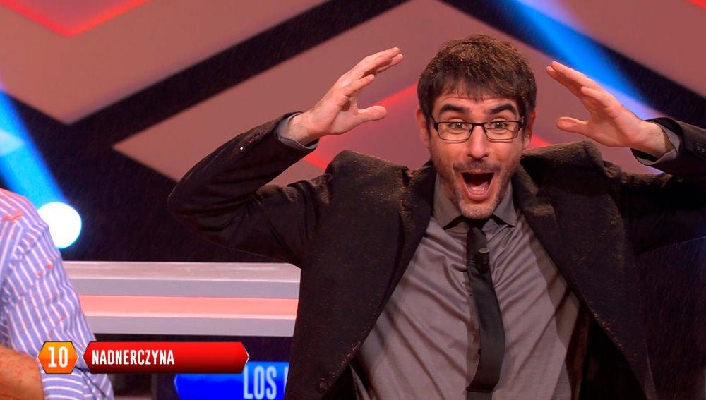 'Los Lobos' rozan el bote de '¡Boom!' quedándose a tan solo una pregunta de los 3.440.000€
