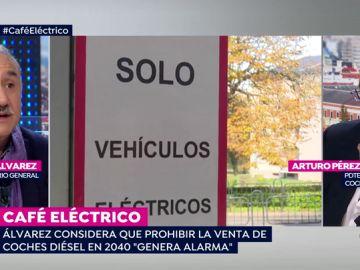"""Secretario General de UGT, sobre los coches eléctricos: """"España ha anunciado la propuesta sin haber tomado las medidas necesarias"""""""