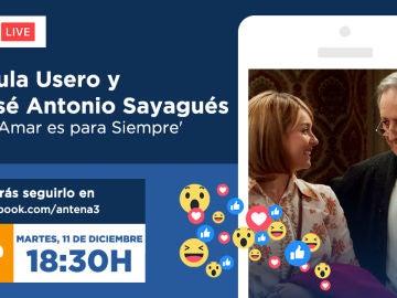Facebook Live | Temas de actualidad | ANTENA 3 TV