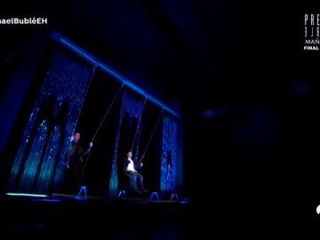 Revive la ciencia al completo de Marron con Michael Bublé en 'El Hormiguero 3.0'