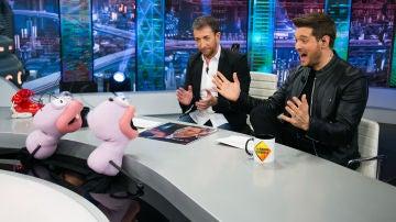 ¿Conseguirá Michael Bublé superar el 'Michaelbubleizador' deTrancas y Barrancas?