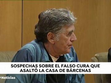 El Ministerio de Interior acordó un pago de 50.000 euros con el falso sacerdote que intentó secuestrar a los familiares de Bárcenas