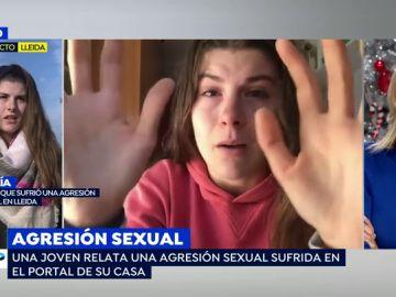 """Una joven de 19 años denuncia una agresión sexual en su portal: """"Muchos hombres no me creen y piensan que solo busco protagonismo"""""""