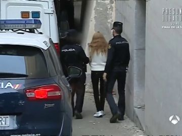 La 'viuda negra' de Alicante