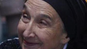 Antonia Cruells, protagonista de los anuncios de Fabada Litoral