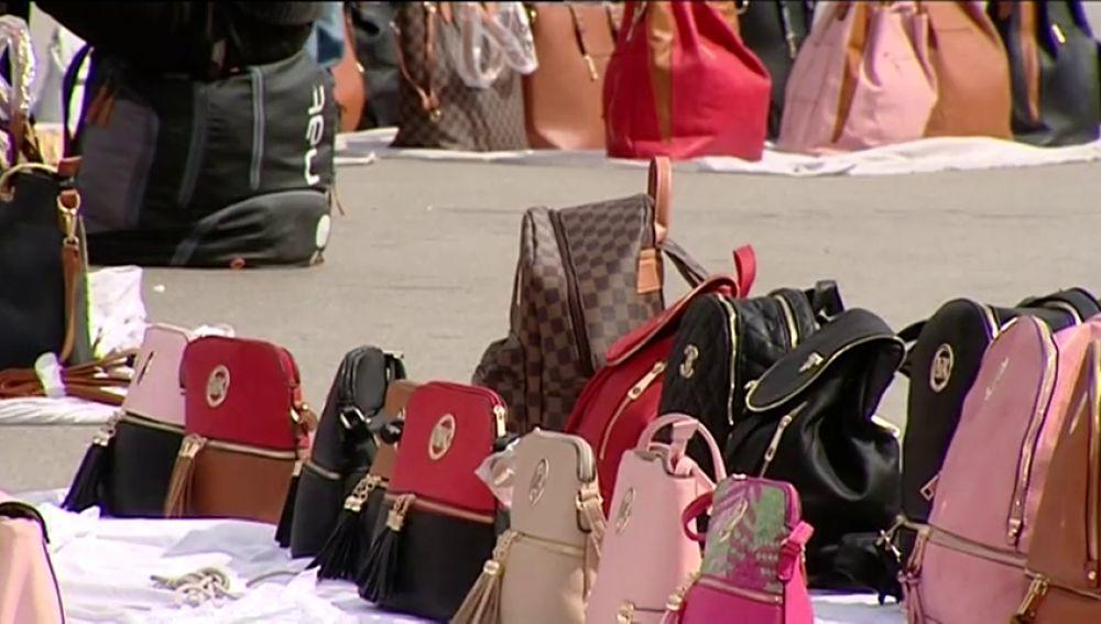Las falsificaciones suponen la pérdida de 67.000 empleos