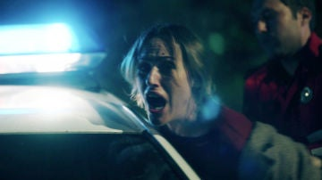 La ertzaina detiene a Elena tras huir de casa de Jon