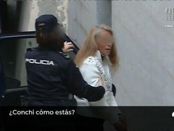 La 'viuda negra' de Alicante habla con 'Espejo Público'.