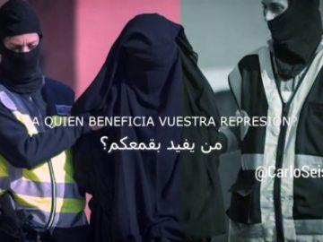 """Grupos afines a Daesh amenazan con nuevos atentados en España: """"Os atacaremos cuando menos os lo esperéis"""""""