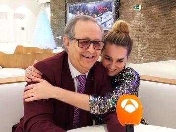 Paula Usero y José Antonio Sayagués celebran los 1.500 capítulos contando divertidas anécdotas de 'Amar es para siempre'