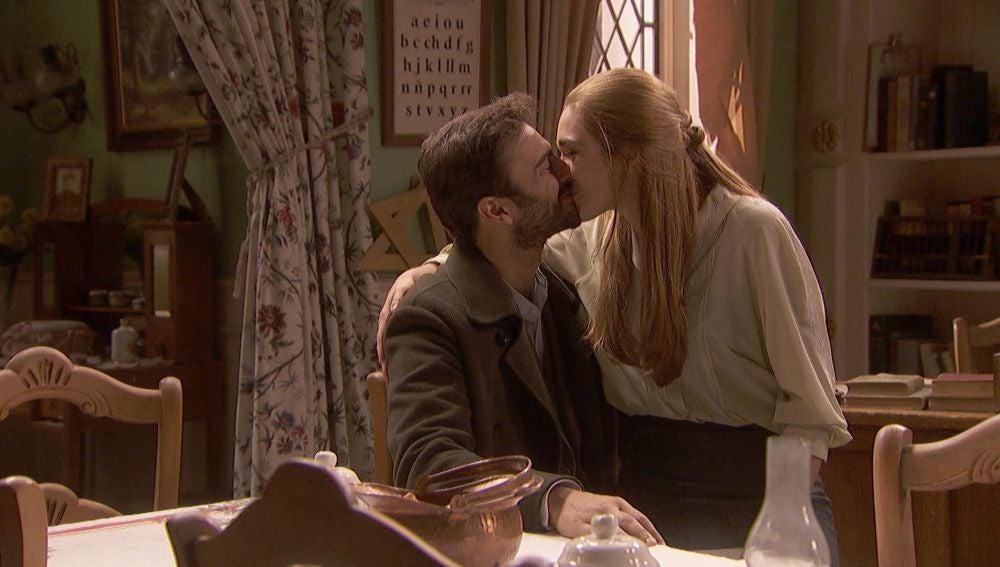 Saúl y Julieta planifican una boda llena de amor