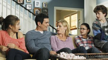 Familia Dunphy en 'Modern Family'