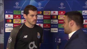 El 'portuñol' de Iker Casillas hace arder las redes sociales