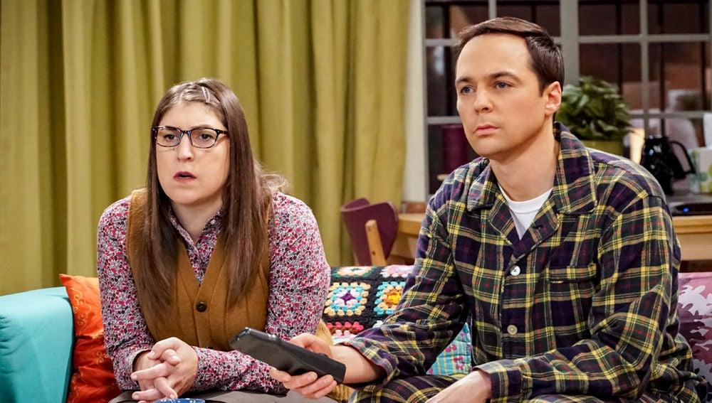 The Big Bang Theory - Temporada 12 - Capítulo 10: La iluminación del vídeo