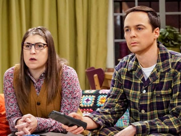 The Big Bang Theory - Temporada 12 - Capítulo 10: La iluminación del vídeo