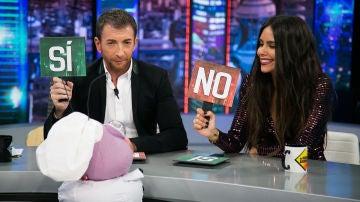 """Cristina Pedroche asegura en la sección de Petancas y Barrancas que """"la mentira es algo que no puedo perdonar"""""""