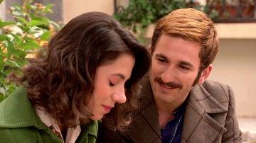 Miguel consuela a Carolina, destrozada por su ruptura con Álvaro