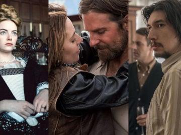 Nominados a los SAG Awards 2019 en las categorías de cine