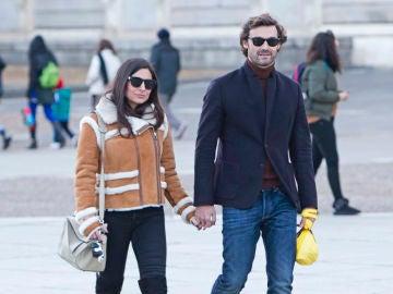 Ivan Sánchez y Ana Brenda
