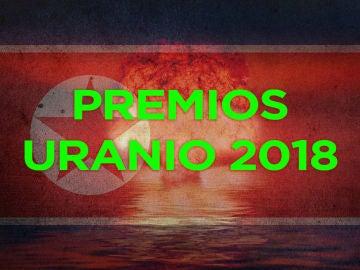 Premios Uranio 2018
